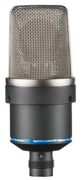 High Performance Compact Studio Condenser Microphone