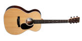 Martin Guitars - 000-13E Road Series Spruce/Siris Acoustic/Electric Guitar with Gig Bag