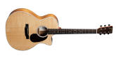 Martin Guitars - GPC-13E Road Series Grand Performance Spruce/Mutenye Acoustic/Electric Guitar with Gig Bag