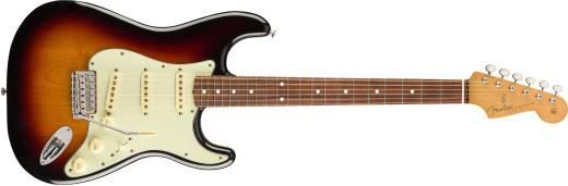 Vintera 60s Stratocaster, Pau Ferro Fingerboard w/Gigbag - 3-Tone Sunburst