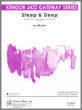 Kendor Music Inc. - Steep & Deep - Jarvis - Jazz Ensemble -  Grade 2