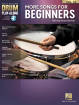 Hal Leonard - More Songs for Beginners: Drum Play-Along Volume 52 - Drum Set - Book/Audio Online