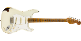 Fender Custom Shop - 2019 Limited Roasted Tomatillo Stratocaster Relic - Aged Olympic White