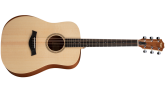 Taylor Guitars - Academy 10e Dreadnought Spruce/Sapele Acoustic Electric Guitar w/Gigbag