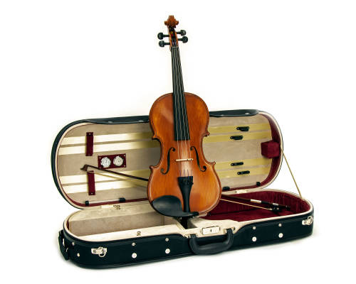15.5'' Viola Outfit with Oblong Case And Bow