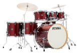 Tama - Superstar Classic Shell Pack (22,8,10,12,14,16,SD) - Dark Red Sparkle
