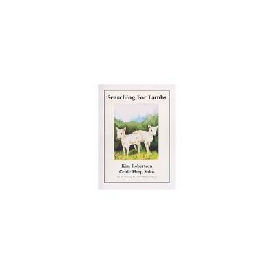 Searching for Lambs - Robertson - Lever Harp - Book