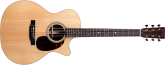 Martin Guitars - GPC-16E Grand Performance Spruce/Rosewood Cutaway Acoustic/Electric Guitar