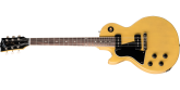 Gibson - Les Paul Special Left-Handed Electric Guitar - TV Yellow