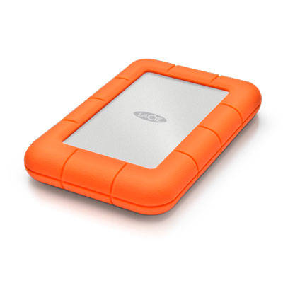 Rugged USB 3.0 Mobile Hard Drive - 1 TB