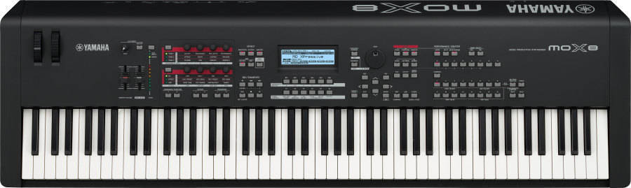 Yamaha mox6 61 key music production synth long for Yamaha music school locations