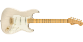 Fender Custom Shop - Vintage Custom 1957 Stratocaster with Case - Aged White Blonde
