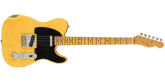 Fender Custom Shop - 1952 Telecaster Relic, Maple Fingerboard - Aged Nocaster Blonde