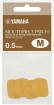 Yamaha - Mouthpiece Patch - Medium - Tan - 0.5mm