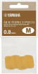 Yamaha - Mouthpiece Patch - Medium - Tan - 0.8mm