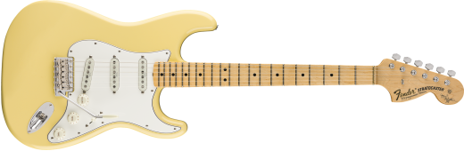 Yngwie Malmsteen Signature Stratocaster - Vintage White