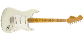 Fender Custom Shop - Jimi Hendrix Signature Voodoo Child Stratocaster Journeyman Relic - Olympic White