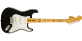 Fender Custom Shop - Jimi Hendrix Signature Voodoo Child Stratocaster Journeyman Relic - Black