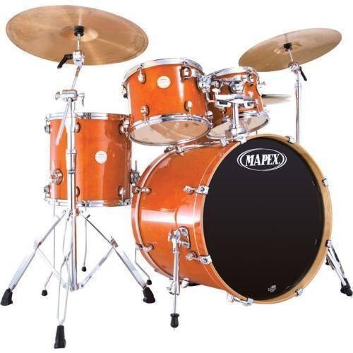 Mapex Meridian Birch Standard 5 Piece Drum Kit With