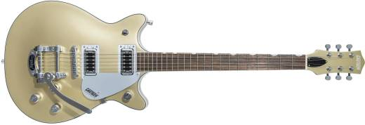 G5232T Electromatic Double Jet FT with Bigsby, Laurel Fingerboard - Casino Gold