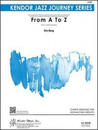 From A To Z - Berg - Jazz Ensemble - Gr. Medium