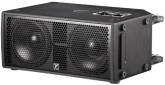 Yorkville Sound - Paraline Series Powered Subwoofer 2 x 12 inch - 1400 Watts