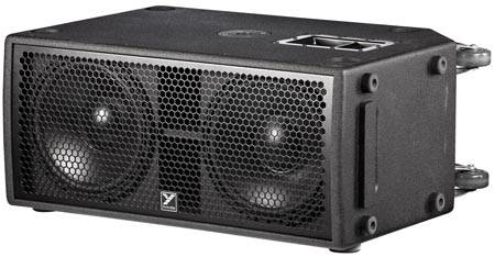 Paraline Series Powered Subwoofer 2 x 12 inch - 1400 Watts