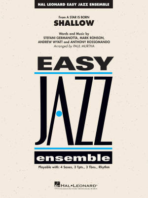 Shallow (from A Star is Born) - Murtha - Jazz Ensemble - Gr. 2