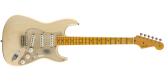 Fender Custom Shop - 2019 Limited Edition 55 Dual-Mag Strat Journeyman Relic - Aged White Blonde