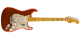 Fender Custom Shop - 2019 Limited Edition 55 Dual-Mag Strat Journeyman Relic - Super Faded Aged Candy Apple Red