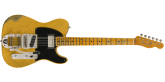 Fender Custom Shop - 2019 Limited Edition 50s Vibra Tele Heavy Relic - Aged Butterscotch Blonde