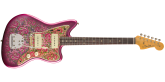 Fender Custom Shop - 2019 Limited Edition Paisley Jazzmaster Journeyman Relic - Pink Paisley