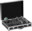 AKG - Drum Set Concert I Professional Drum Microphone Set - 4xD40/2xC430/D112 MKII