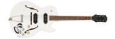 Epiphone - George Thorogood ES-125 White Fang Outfit