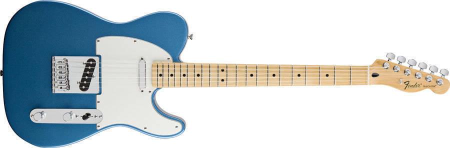 Fender standard tele maple neck in lake placid blue long standard tele maple neck in lake placid blue publicscrutiny Gallery