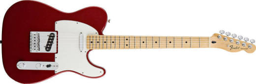Standard Tele - Maple Neck in Candy Apple Red