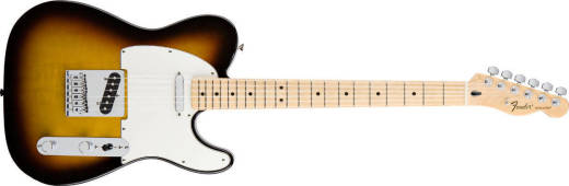 Standard Tele - Maple Neck in Brown Sunburst