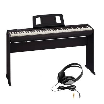 Roland - FP-10 Digital Piano with Stand and Headphones