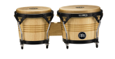 Meinl - Luis Conte Signature Wood Bongo - Natural