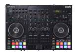 Roland - DJ-707M 4-Channel Controller for Mobile DJs