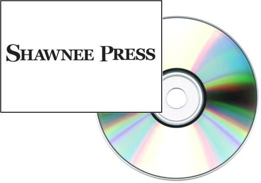 Shawnee Press - LiteTrax CD, Fall 2019 (Vol. 79, No. 1) - Accompaniment CD