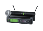 Shure - SLX Wireless Mic System with SLX2/SM58 Handheld Transmitter