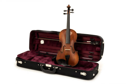 VL305 4/4 Violin Outfit with Case and Carbon Bow