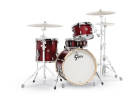 Gretsch Drums - Brooklyn 4-Piece Shell Pack (20,12,14,SD) - Satin Cherry Red