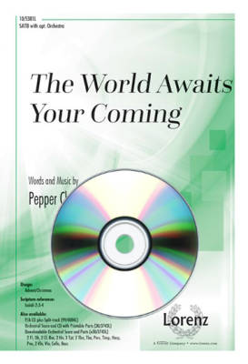 The Lorenz Corporation - The World Awaits Your Coming - Choplin - Performance /Accompaniment /Split-track CD