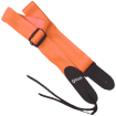 DiMarzio - 2 inch Nylon Strap - Neon Orange