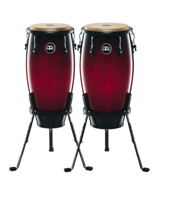 Headliner Series Conga Set - Wine Red Burst