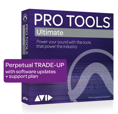 Pro Tools Ultimate Crossgrade 2-Year Subscription - Download