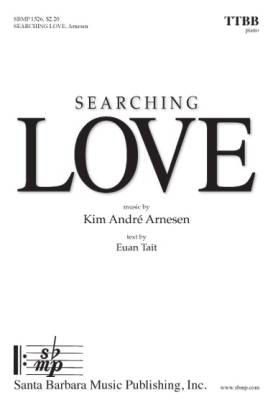 Searching Love - Tait/Arnesen - TTBB