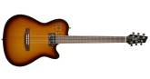 Godin Guitars - A6 Ultra - Cognac Burst
